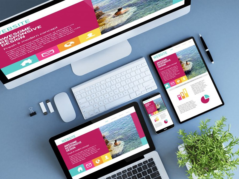Best Web Page Design Recommendations For Small Businesses
