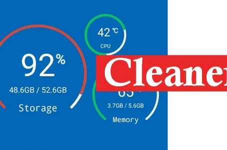 Cleaner – Best Android junk Cleaner